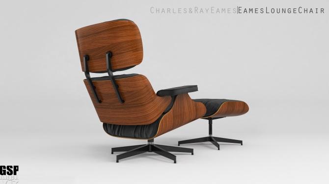 Eames Lounge 2