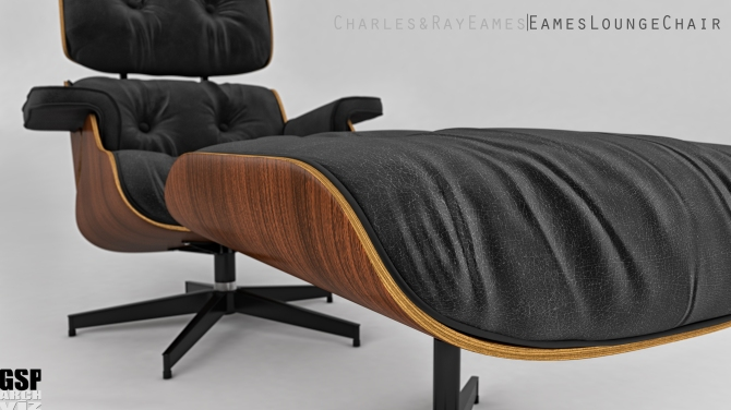 Eames Lounge 3