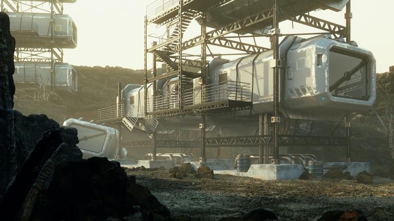 Forgotten city_Atmosfera
